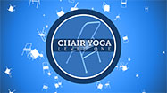 chair yoga teacher training class
