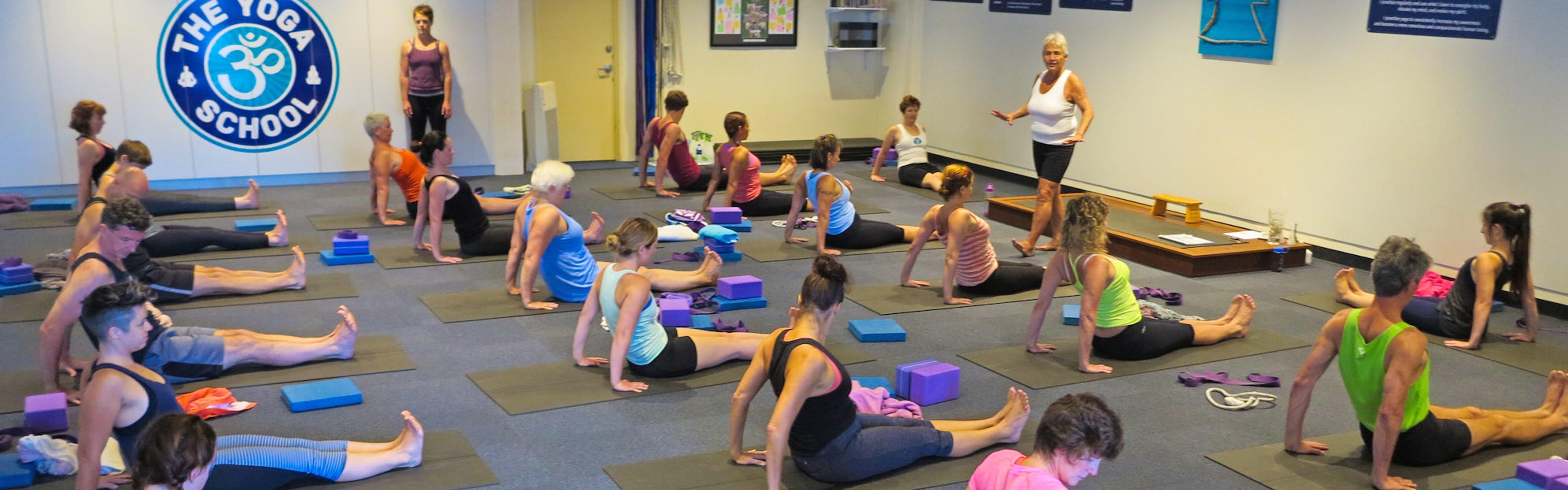 pregnancy level 4 yoga teacher training